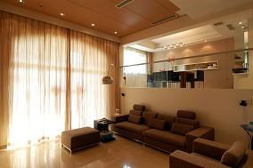 精美面积78平小户型客厅现代装饰图片