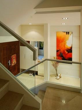 精选77平米现代小户型休闲区欣赏图片