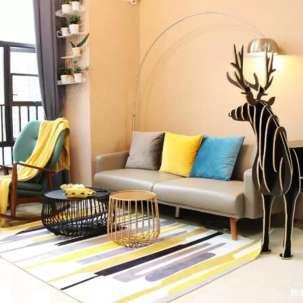 70㎡新房细腻而精致的设计让她家人气爆棚