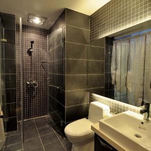 别墅-中式-卫生间装修设计-土巴兔装修案例
