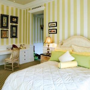 别墅-欧式-200㎡以上-卧室装修设计-土巴兔装修案例