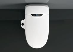 安华卫浴i10智能坐便器 感应翻盖 智享生活
