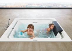 法恩莎卫浴:二孩时代,你家浴室布置好了吗?