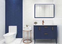 箭牌卫浴:从布局到家具,浴室这样装修你就赢了