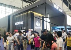 诗尼曼亮相2019中国建博会