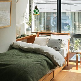 卧室中式现代设计图片赏析