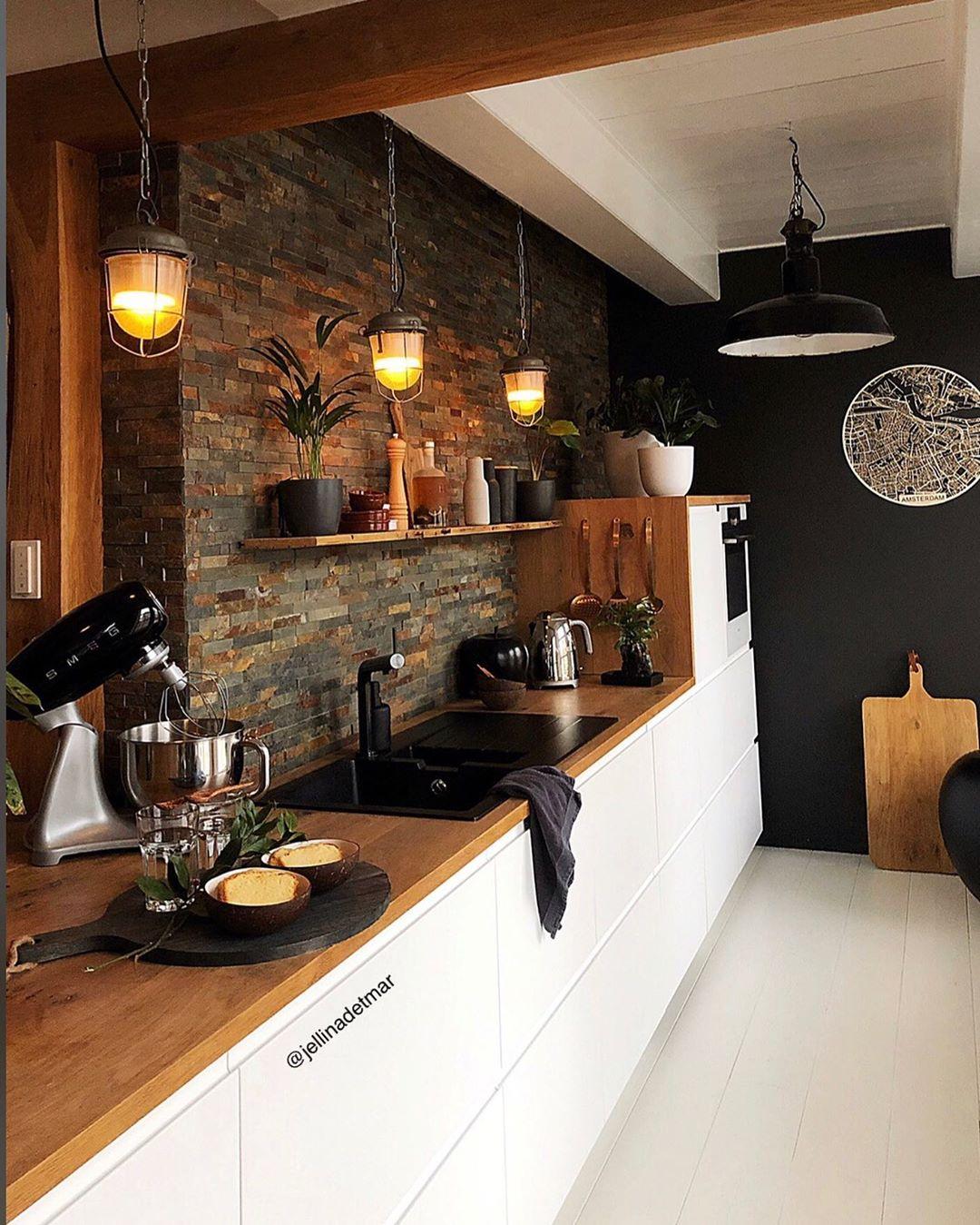 餐厅橱柜美式经典厨房设计图片赏析