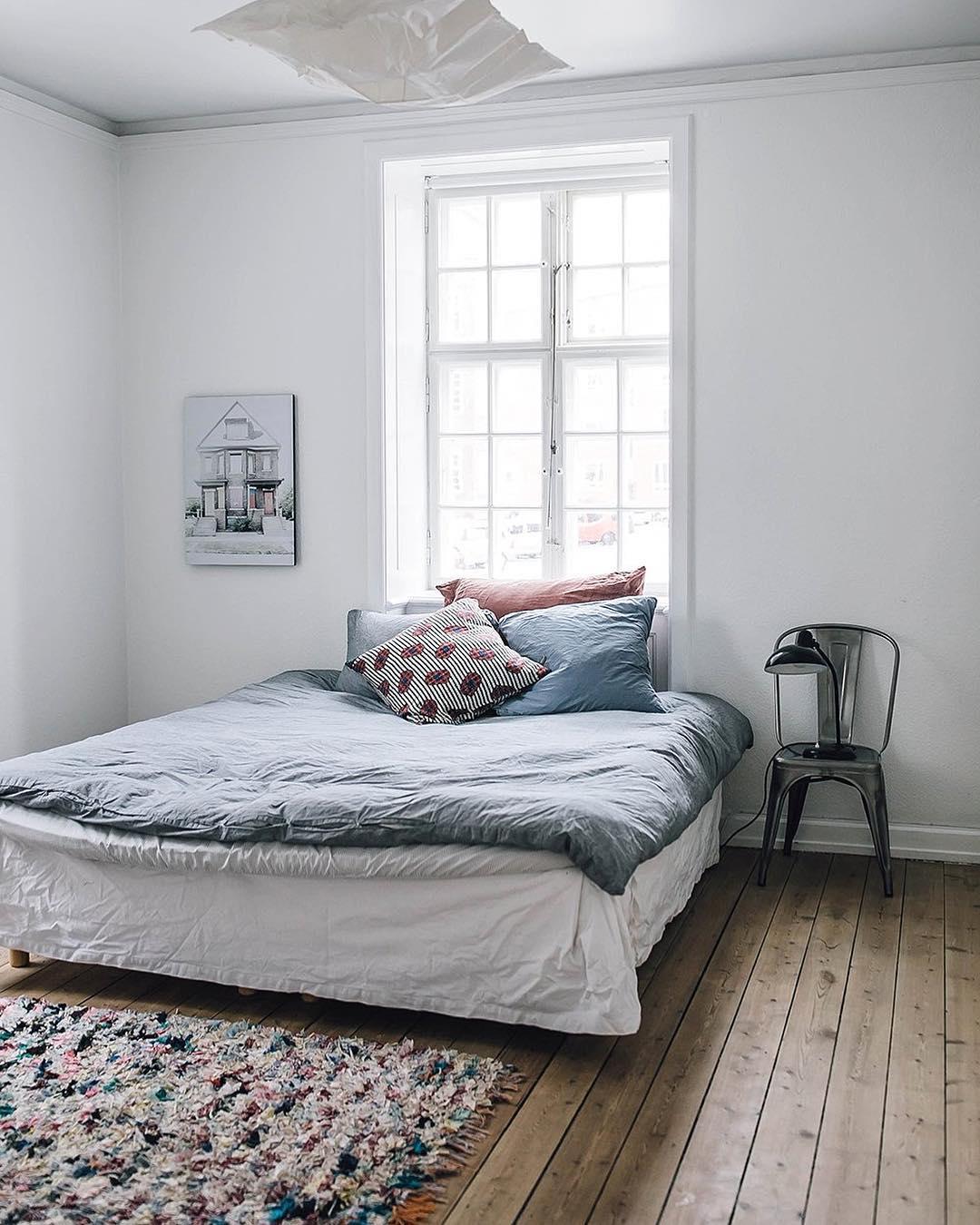 卧室床日式卧室设计图片赏析