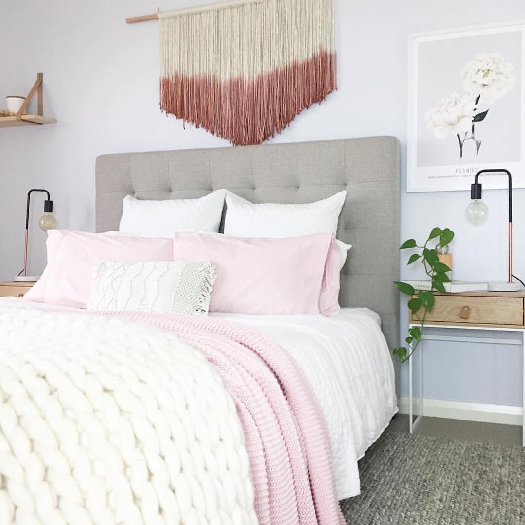 卧室床地中海卧室设计图片赏析