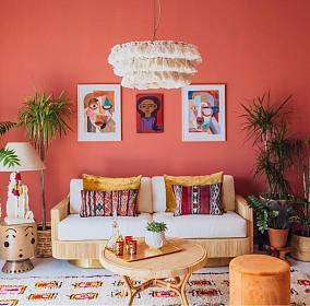 客厅地中海设计图片赏析