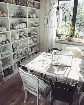 厨房木地板