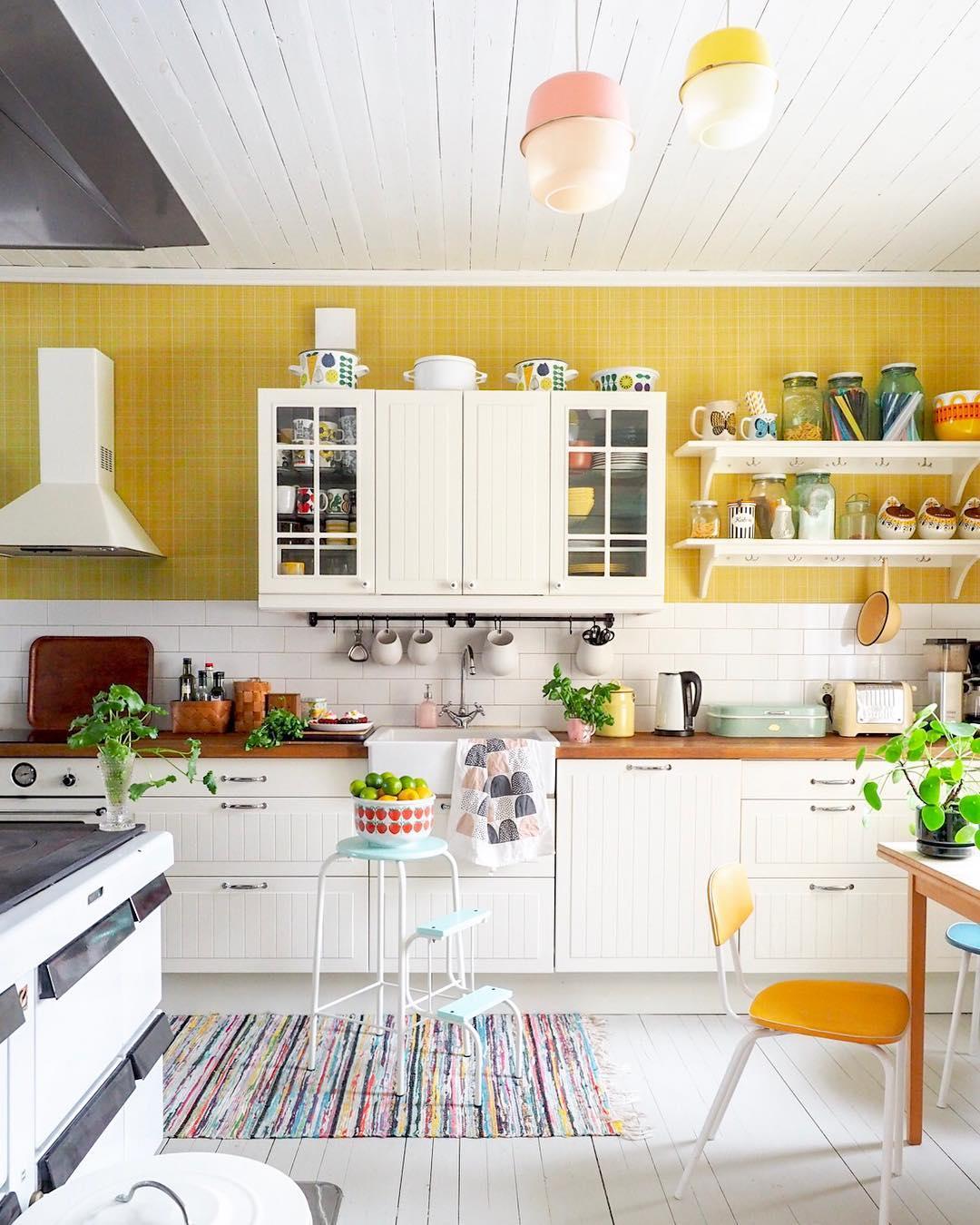 餐厅橱柜地中海厨房设计图片赏析