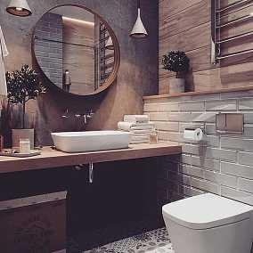 卫生间设计图片赏析