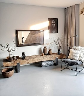 客厅日式设计图片赏析