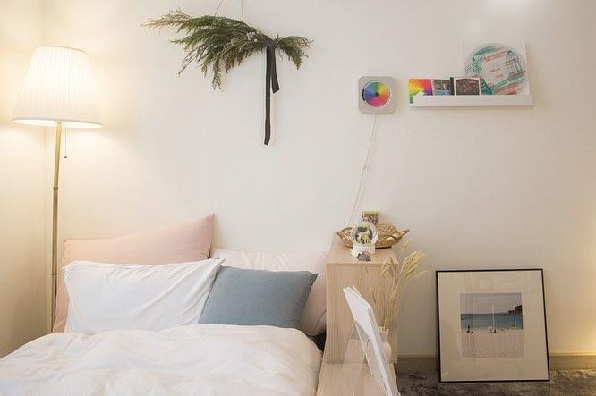 卧室美式田园卧室设计图片赏析