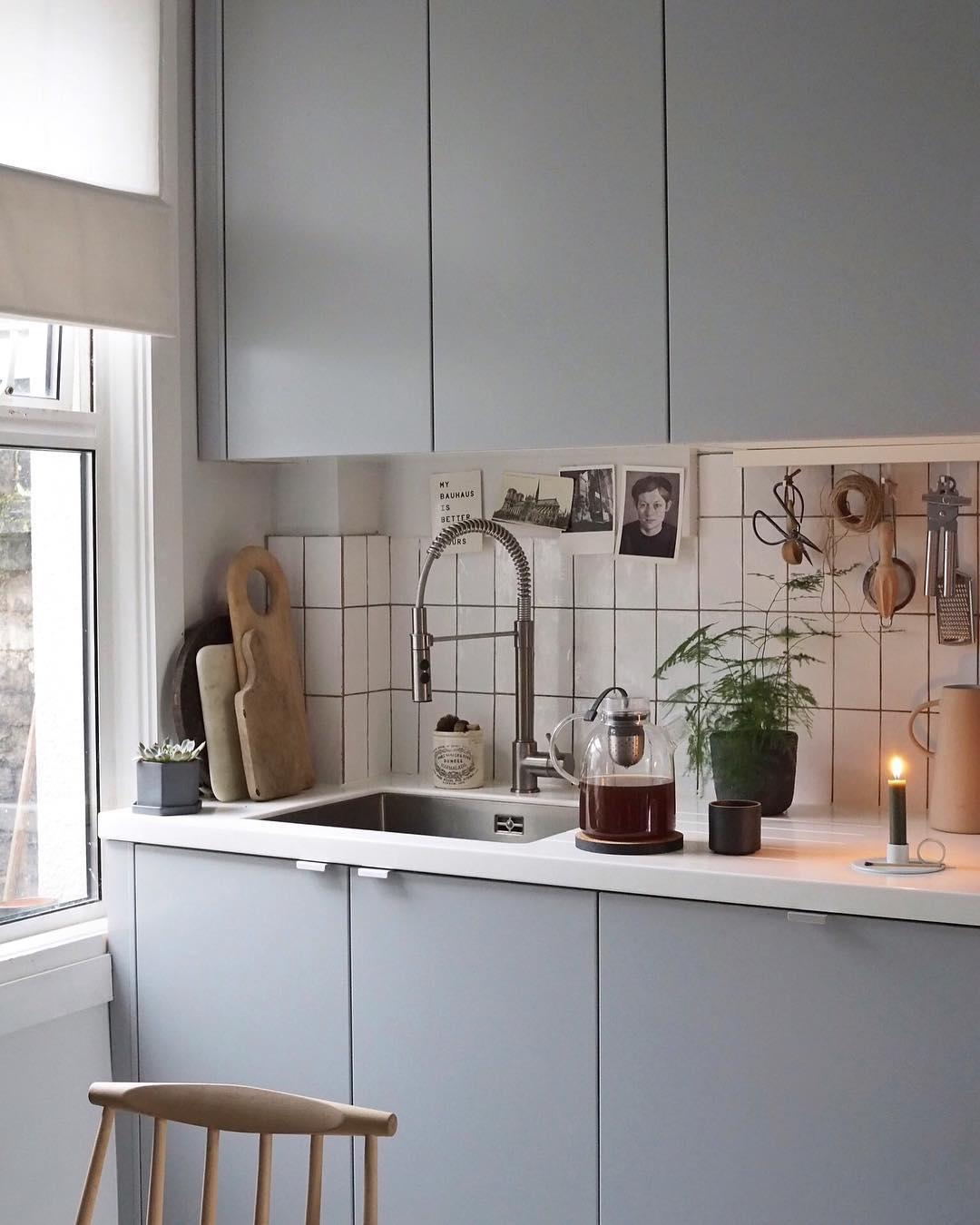 餐厅现代简约厨房设计图片赏析