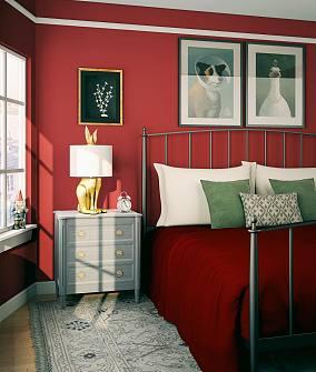 卧室设计图片赏析