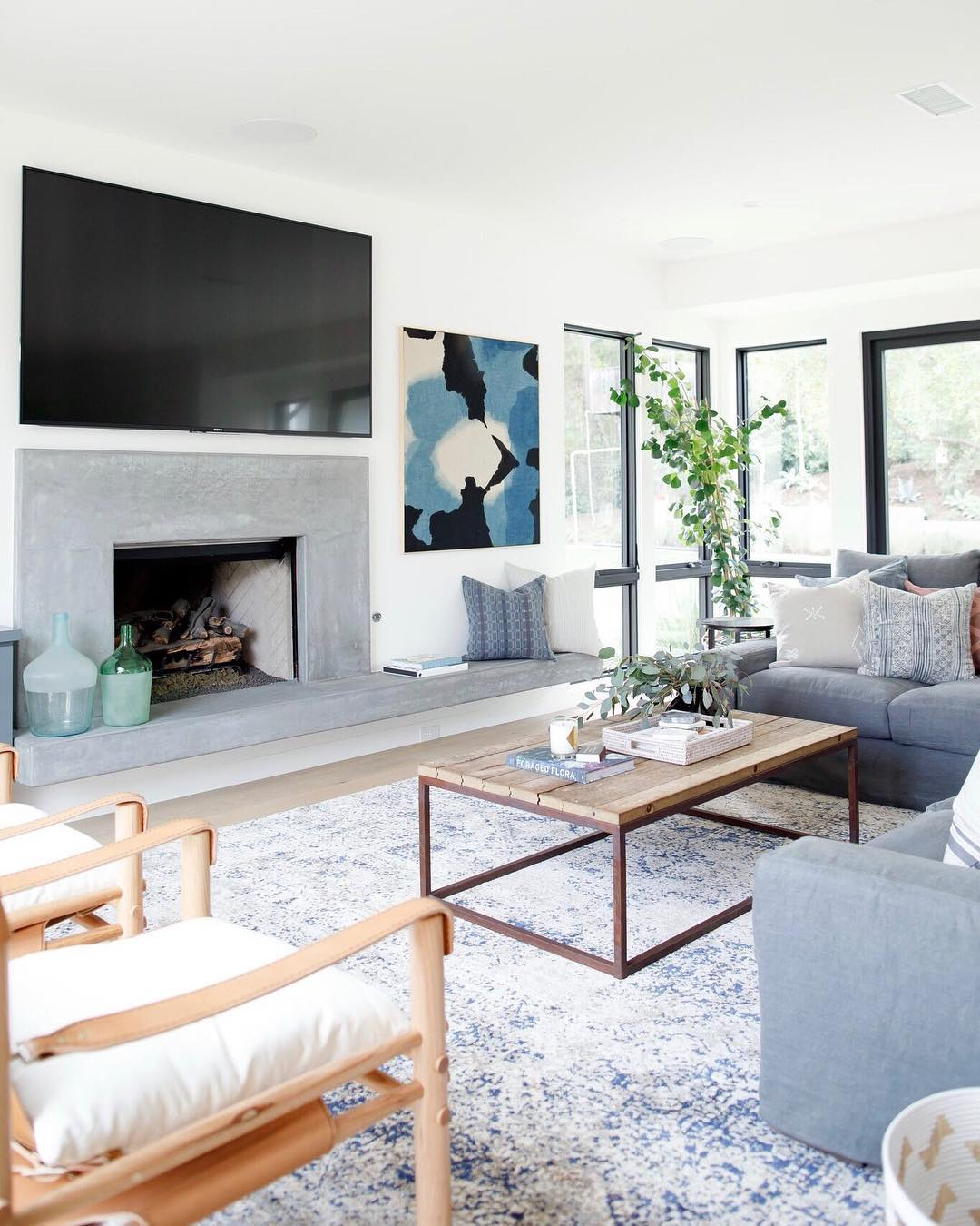 客厅北欧极简客厅设计图片赏析