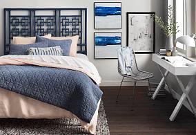 卧室地中海设计图片赏析