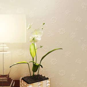 欣旺壁纸 韩式田园无纺布碎花壁纸 温馨浪漫婚房儿童房墙纸 爱的海洋