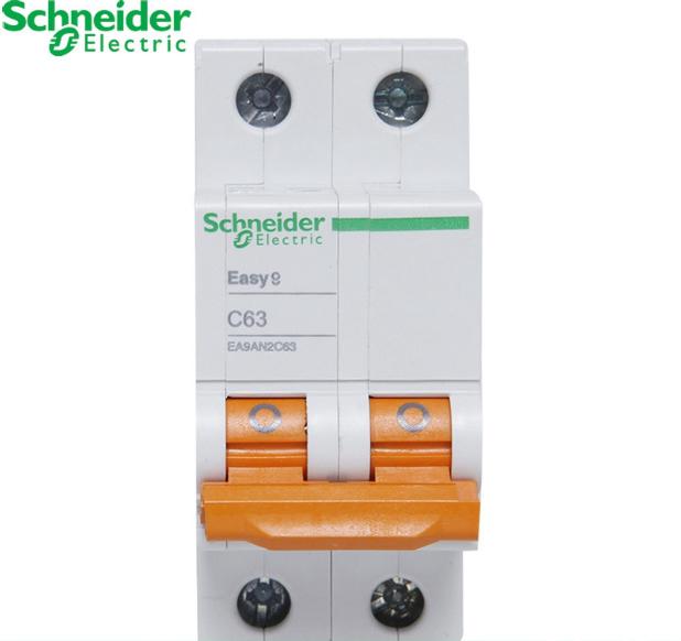 施耐德EA9AN 小型断路器 2P C32A