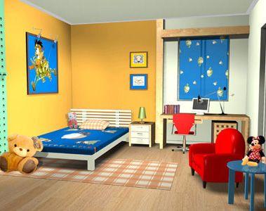 根据上标空调装修知识的孩子_文字卧室八卦教识风水在图纸风水图片